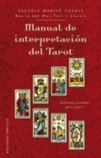 Papel Manual De Interpretacion Del Tarot
