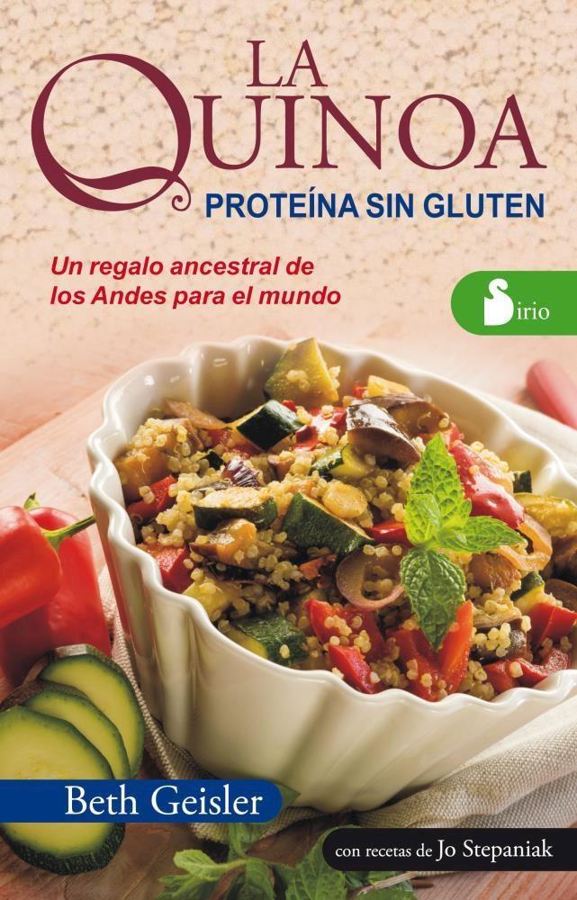 Papel Quinoa, La. Proteina Sin Gluten