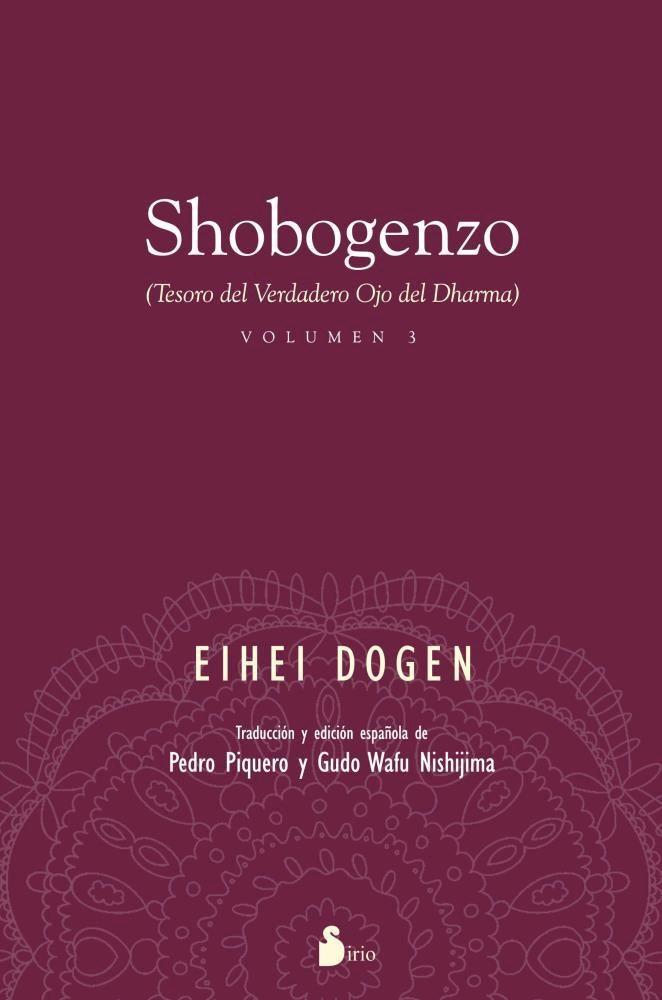 Papel Shobogenzo (Vol. 3)