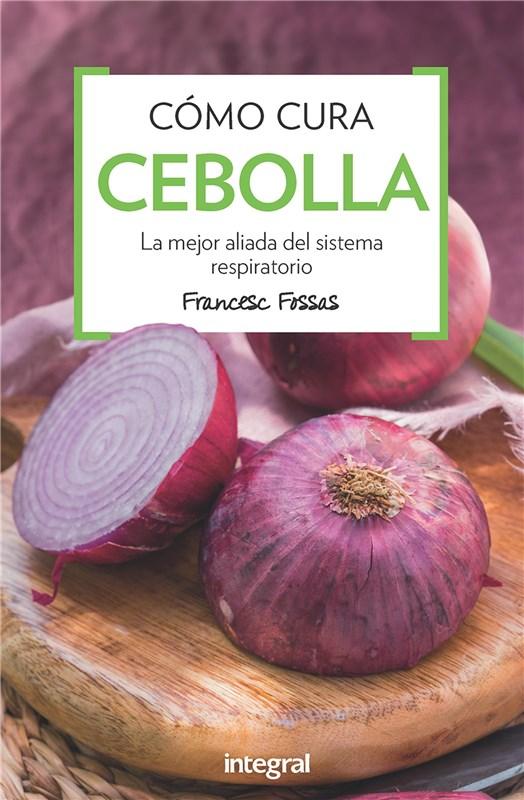 E-book Cómo Cura La Cebolla
