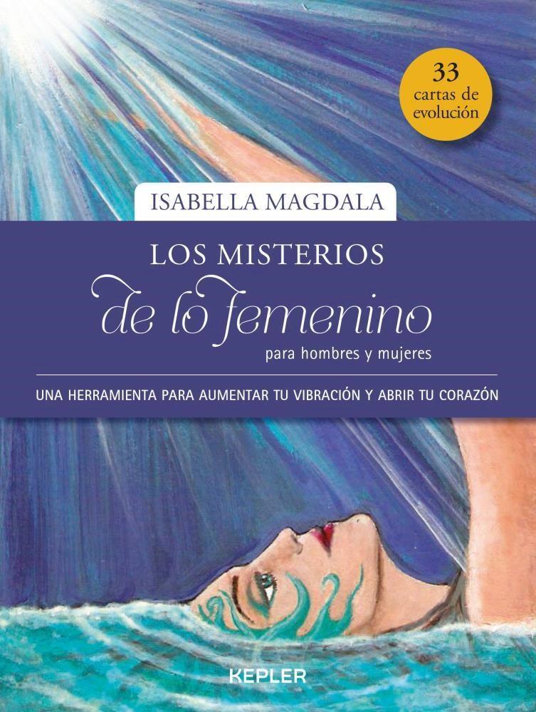 Papel Misterios De Lo Femenino Para Hombres Y Mujeres (33 Cartas De Evolucion)