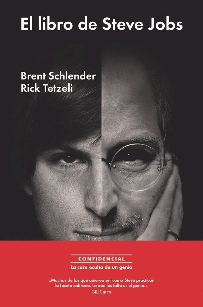 Papel Libro De Steve Jobs, El