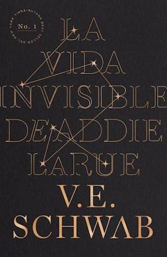 Papel Vida Invisible De Addie Larue (10/12)