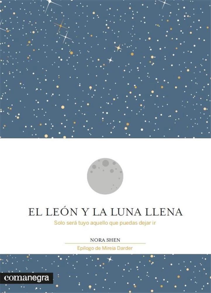 Papel Leon Y La Luna Llena , El