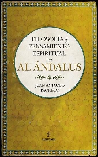 Papel Filosofia Y Pensamiento Espiritual En Al Andalus