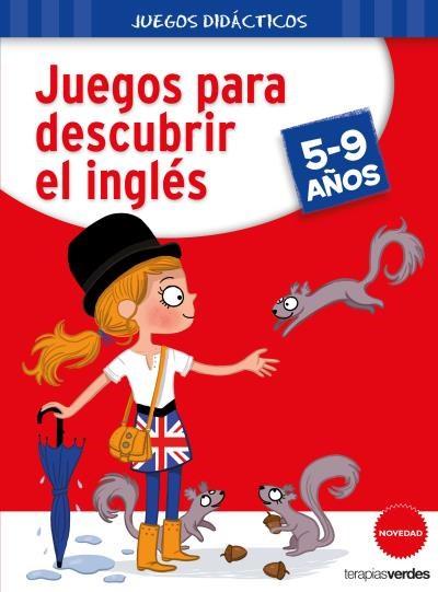 Papel Juegos Para Descubrir El Ingles 5-9