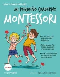 Papel Mi Pequeño Cuaderno. Montessori