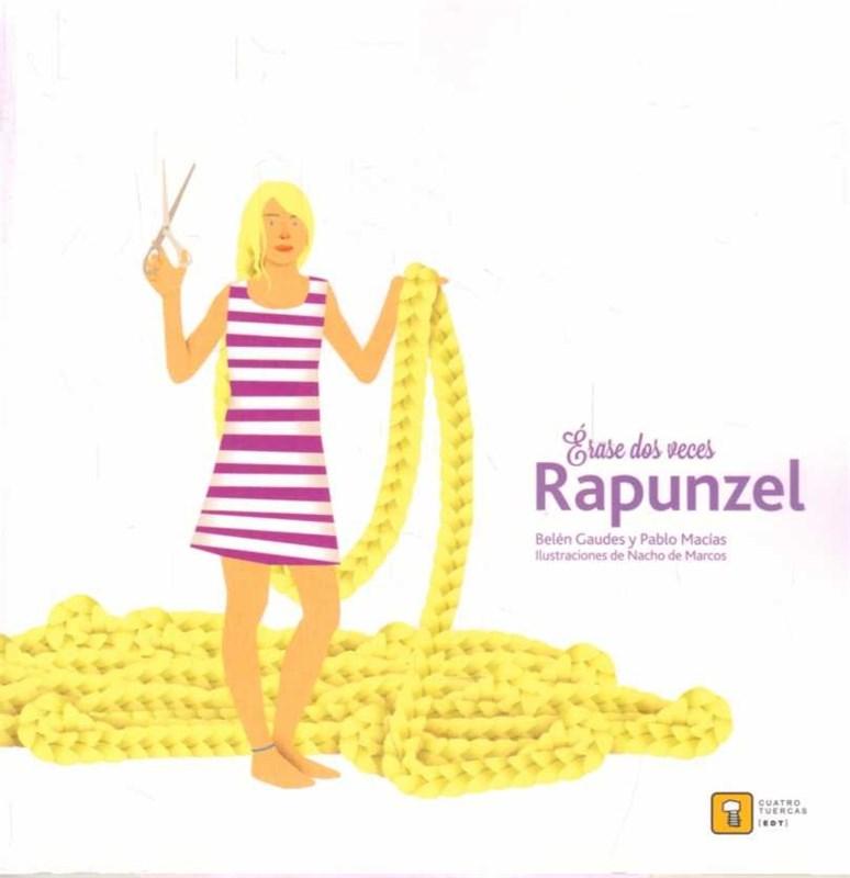 Papel Erase Dos Veces Rapunzel