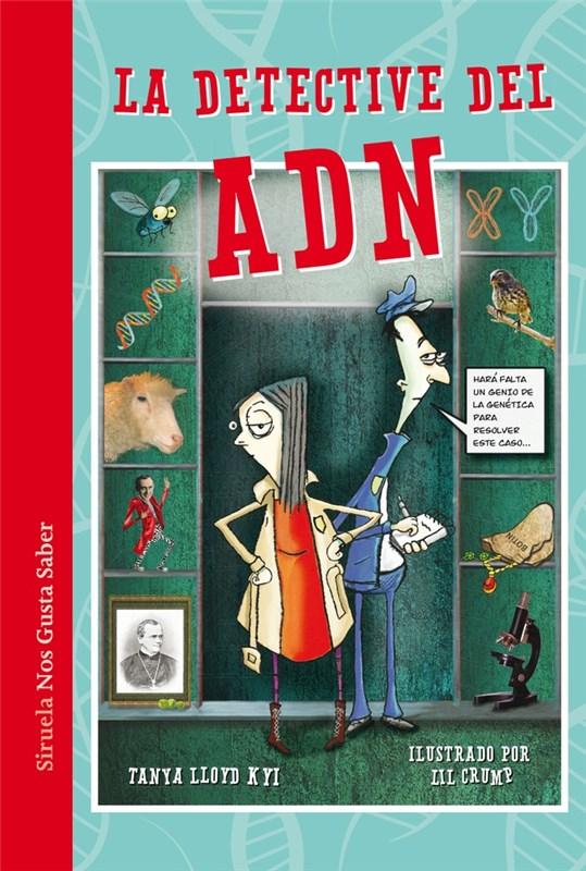 Papel Detective Del Adn La