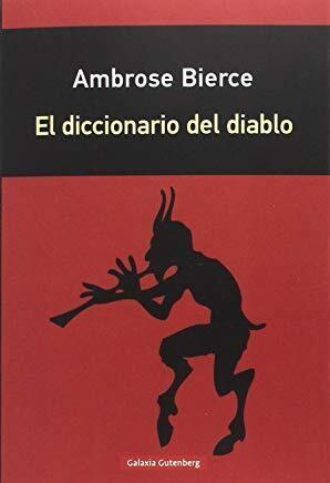Papel Diccionario Del Diablo- Rustica, El