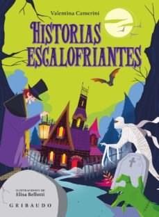 Papel Historias Escalofriantes