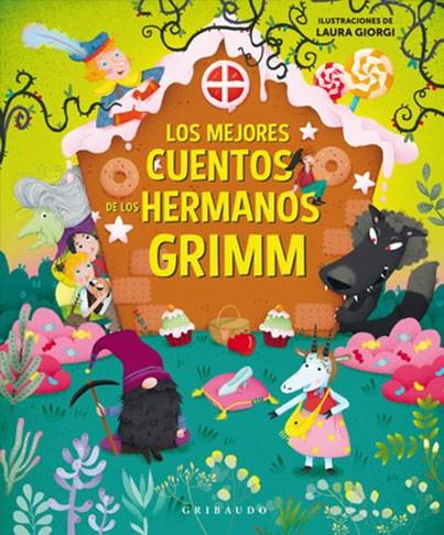Papel Mejores Cuentos De Los Hermanos Grimm , Los Td