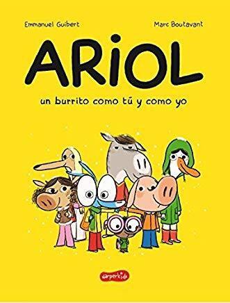 Papel Ariol, Un Burrito Como Tu Y Como Yo