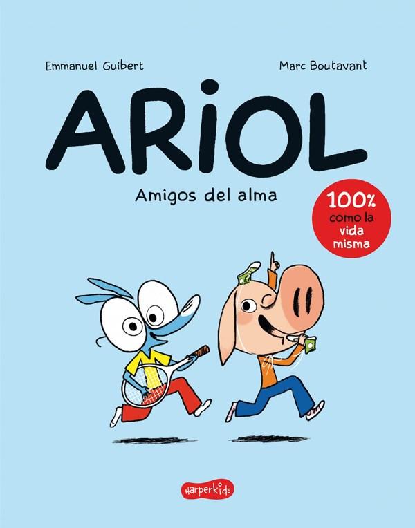 Papel Ariol. Amigos Del Alma