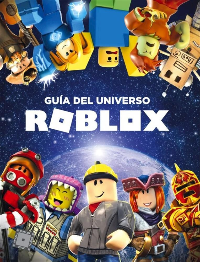 Papel Guia Del Universo Roblox