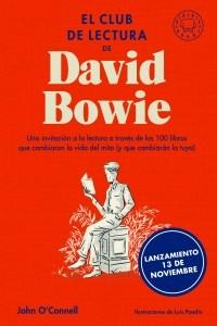 Papel El Club De La Lectura De David Bowie