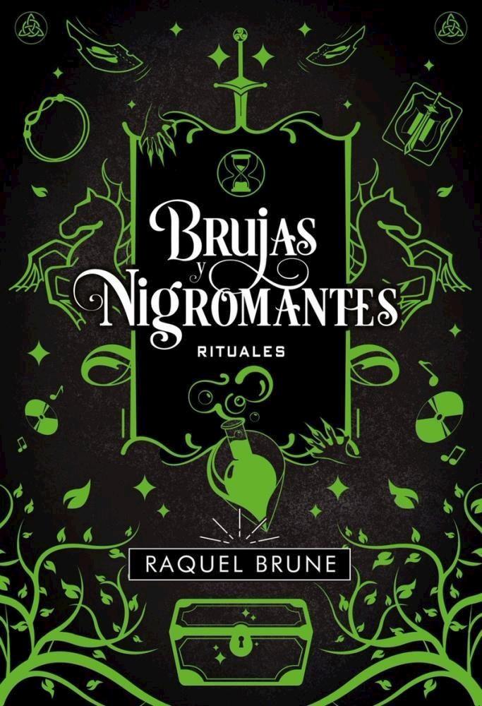 Papel Brujas Y Nigromantes: Rituales