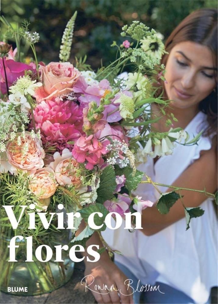 Papel Vivir Con Flores