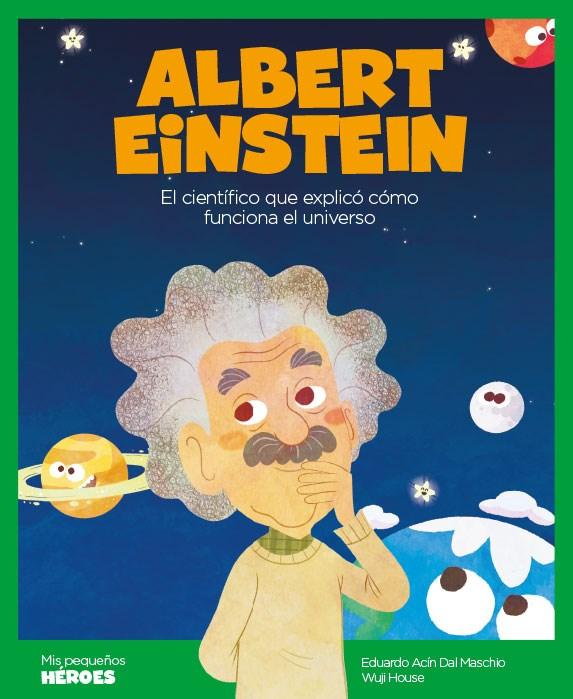 Papel Albert Einstein  Td