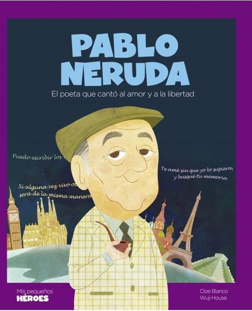 Papel Pablo Neruda Td