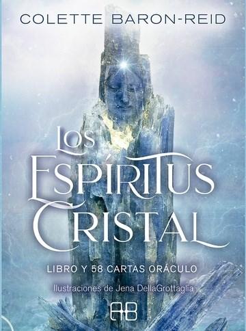 Papel Espiritus Cristal , Los ( Libro + Cartas ) Oraculo
