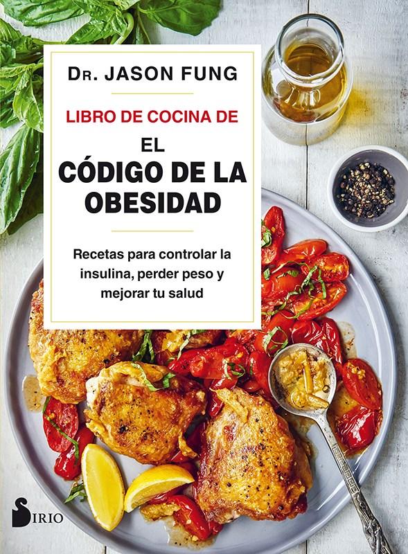 Papel Libro De Cocina De El Codigo De La Obesidad