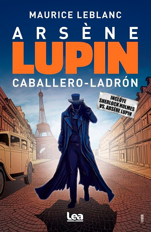Papel Arsene Lupin (Caballero Ladron)