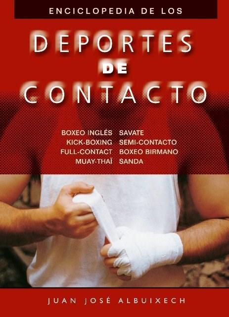 Papel Enciclopedia De Los Deportes De Contacto