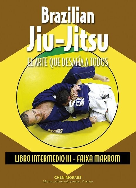 Papel Brazilian Jiu-Jitsu Libro Intermedio Iii - Faixa Marrom-