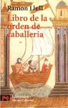 Papel Libro De La Orden De Caballeria