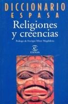 Papel Diccionario De Religiones Y Creencias Espasa