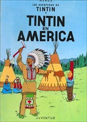 Papel Tintín En América