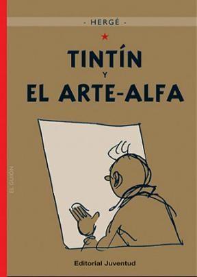 Papel Tintin Y El Arte Alfa Td