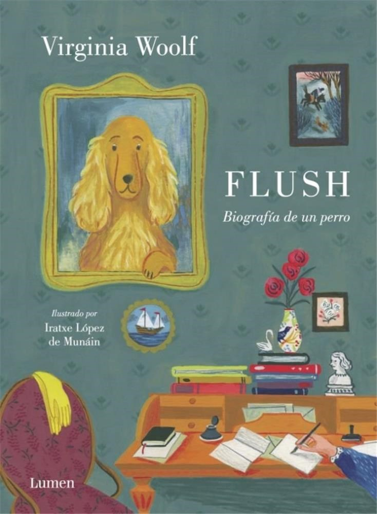 Papel Flush (Ilustrado)