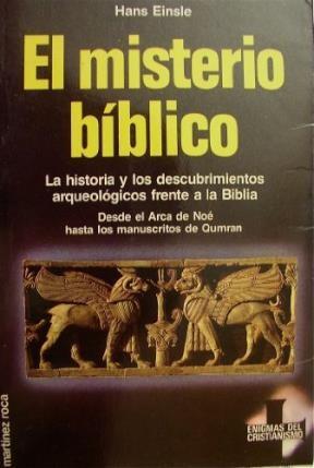 Papel Misterio Biblico, El