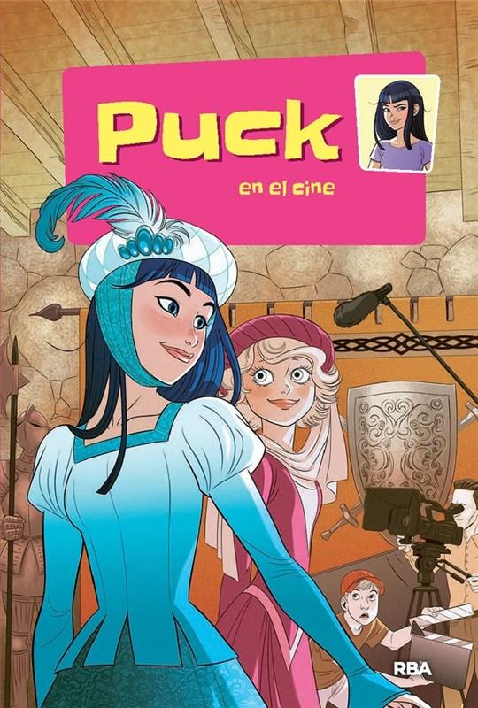 Papel Puck 6: En El Cine