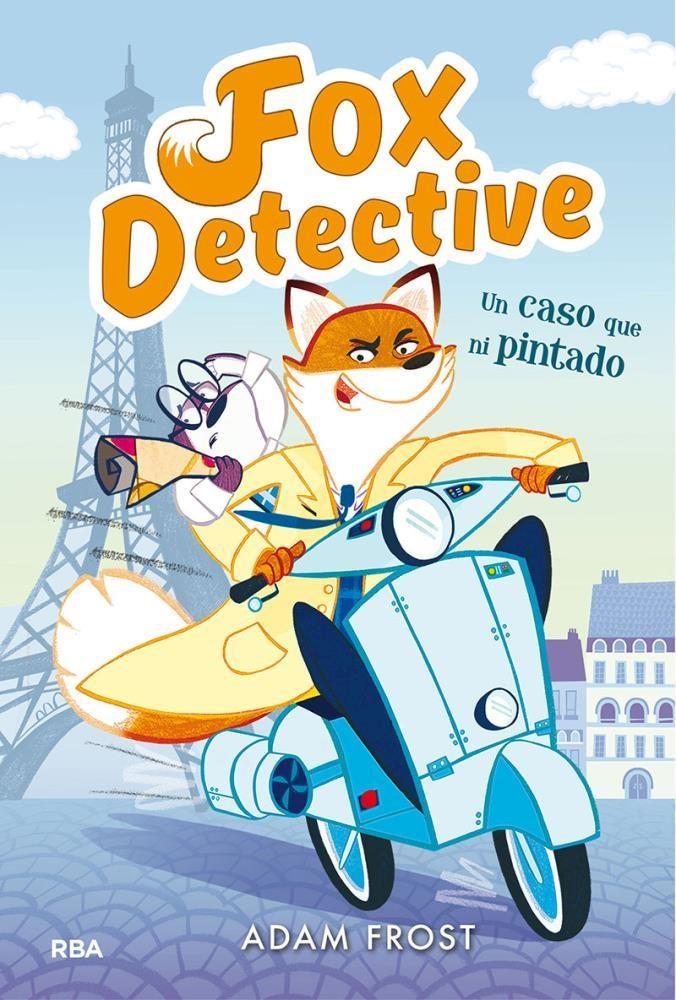Papel Fox Detective 1: Iun Caso Que Ni Pintado!