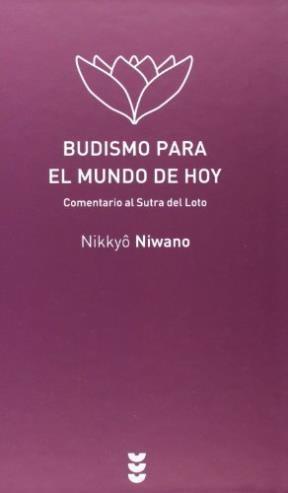 Papel Budismo Para El Mundo De Hoy