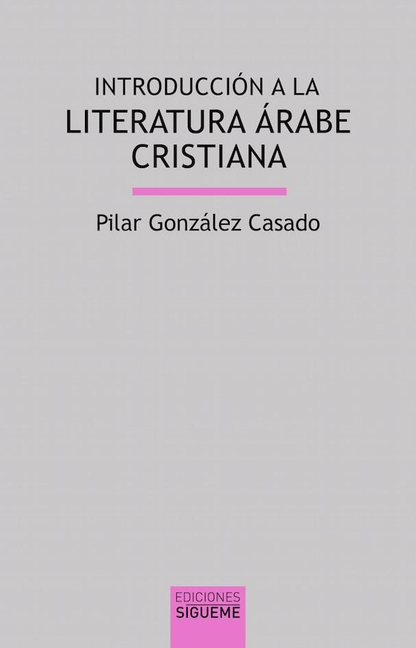 Papel Introduccion A La Literatura Arabe Cristiana