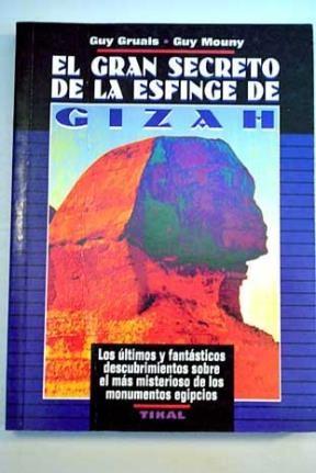 Papel Gran Secreto De La Esfinge De Gizah, El