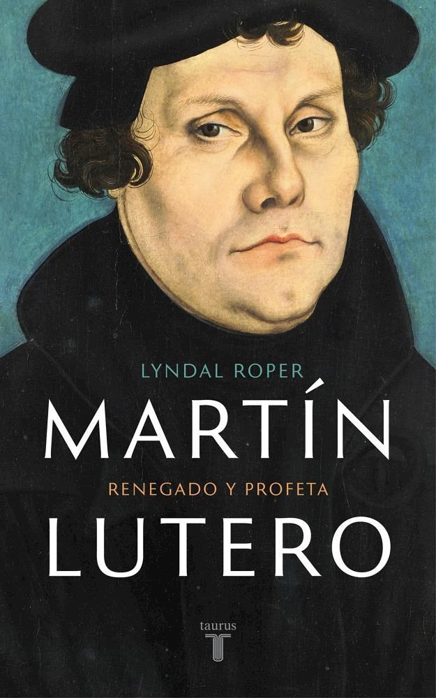 Papel Martin Lutero