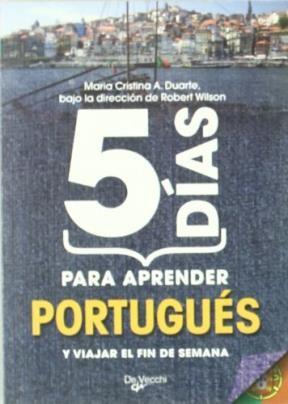 Papel 5 Dias Para Aprender Portugues