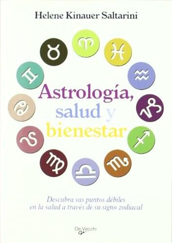 Papel Astrologia Salud Y Bienestar