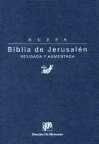 Papel Nueva Biblia De Jerusalen Con Cd-Rom