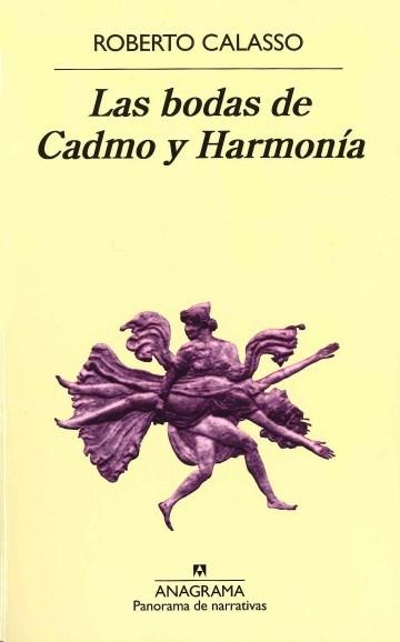 Papel Bodas De Cadmo Y Harmonia, Las