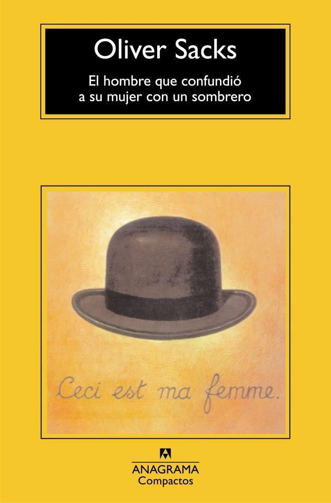 Papel El Hombre Que Confundio A Su Mujer Con Un Sombrero