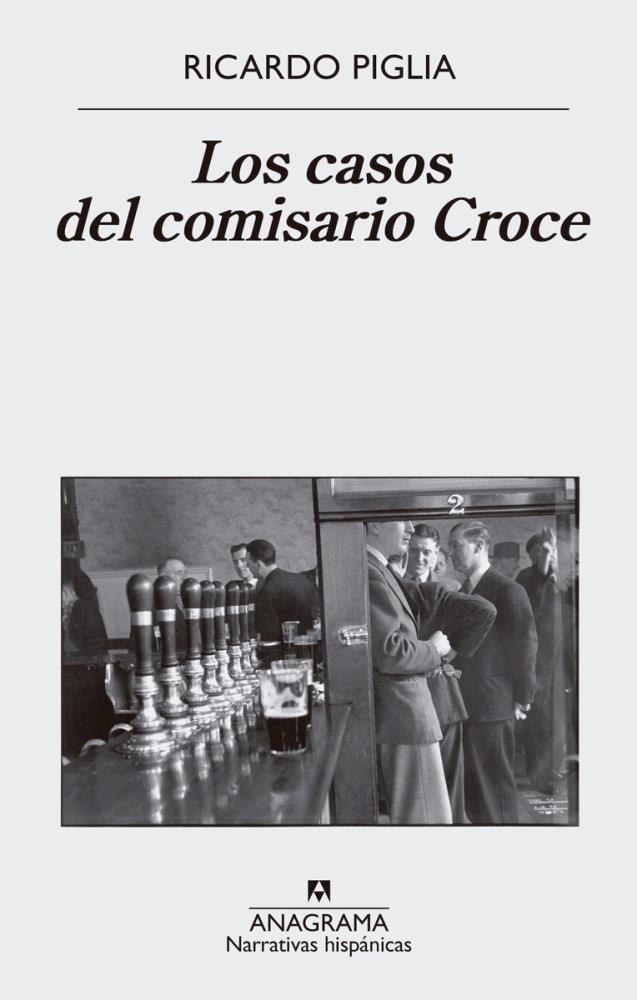 Papel Casos Del Comisario Croce, Los