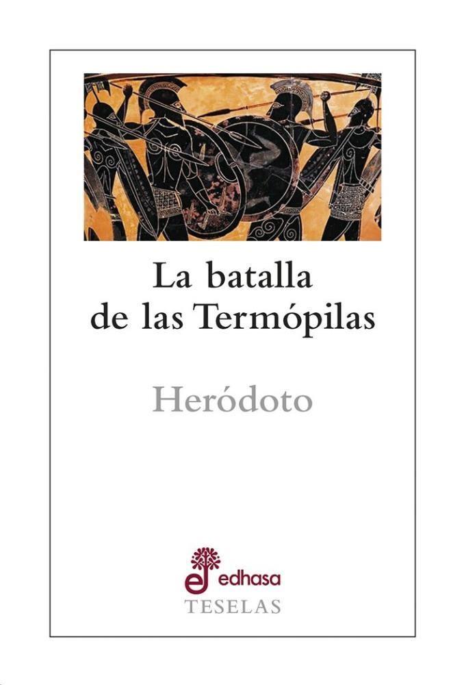 Papel Batalla De Las Termopilas, La