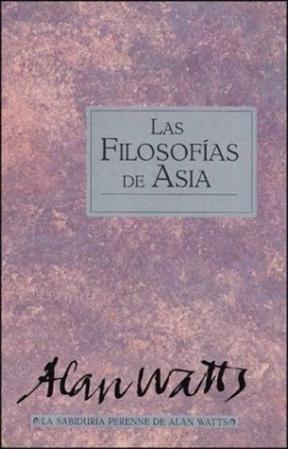 Papel Filosofias De Asia, Las