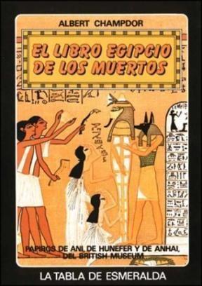 Papel Libro Egipcio De Los Muertos, El